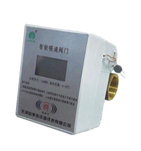 IC卡鎖門閥計時型熱量表