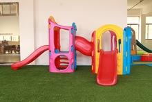 儿童室内外滚塑滑梯