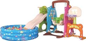 【新】什么样的儿童组合滑梯受欢迎 选择流行的大型滑梯