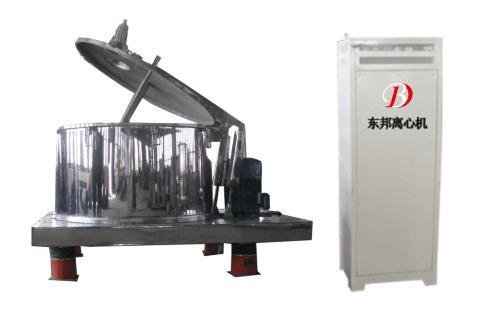 PXD系列 平板式吊袋下部卸料离心机