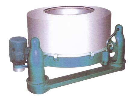 SS / SSC / SSB / SSW Three-legged manual upper discharge centrifuge