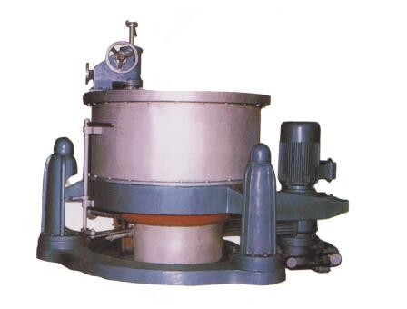 SG系列 三足式手动刮刀下部卸料(变频调速)离心机