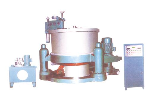 SGZ series three-legged hydraulic scraper lower discharge (frequency control) centrifuge