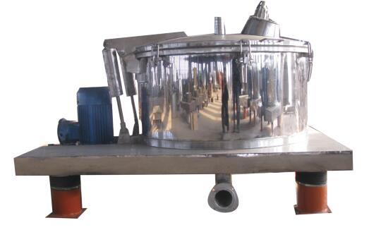 PD series flat-bed hanging bag frequency conversion speed regulating centrifuge