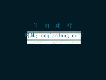 贵州石膏线条安装