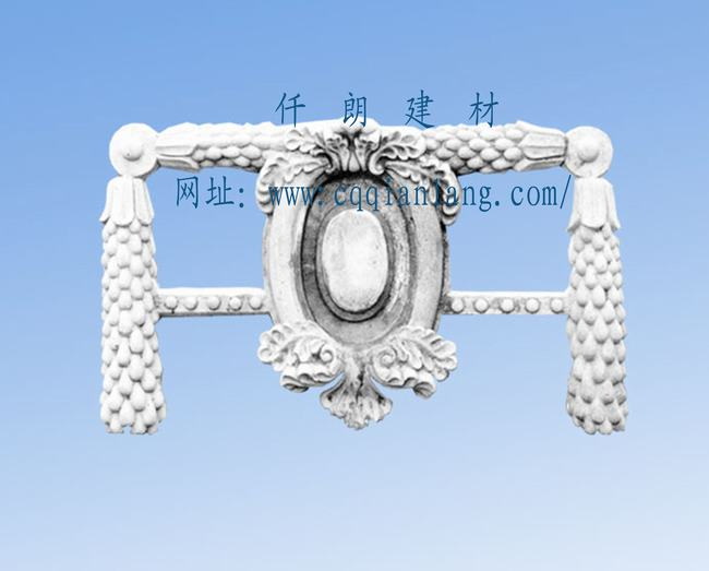 黔西贵州GRC装饰线条