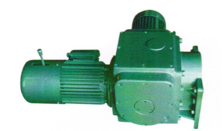 HJ40A-F41進給箱