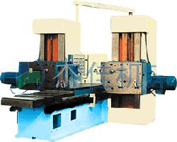 ZHXK63Z211双柱铣削组合机床