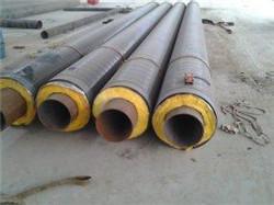 预制直埋蒸汽保温钢管