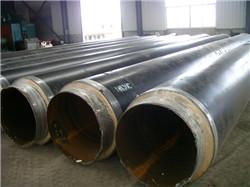 大口径聚氨酯保温钢管