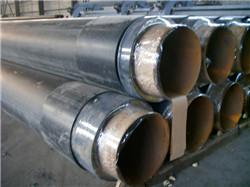 聚氨酯直埋保温钢管