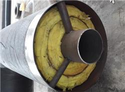 钢套钢直埋保温钢管价格