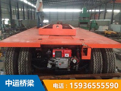 220T桥梁运输车
