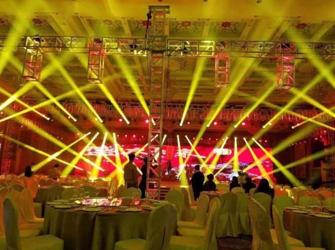 貴陽舞台燈光音響