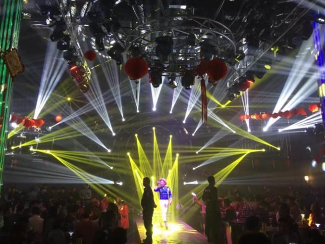貴陽舞台燈光音響工程