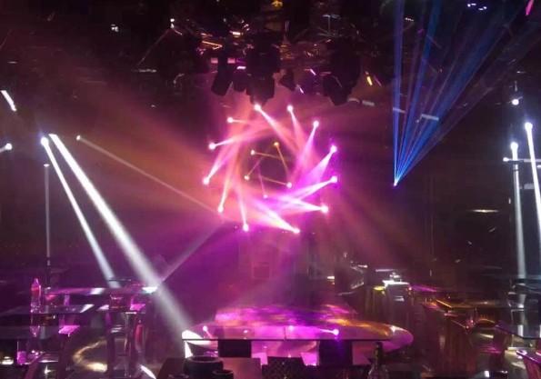 貴州舞台燈光工程