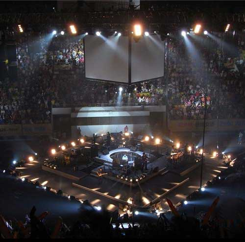 舞台燈光音響工程