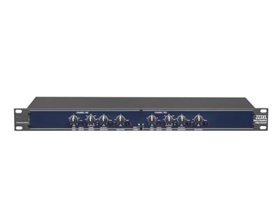 dbx电子2分频器