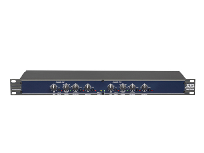 dbx電子2分頻器