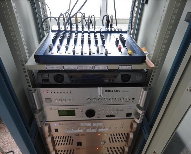 校園廣播係統設備
