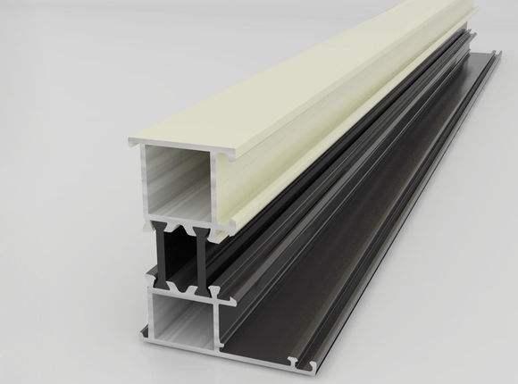 断桥铝型材型号