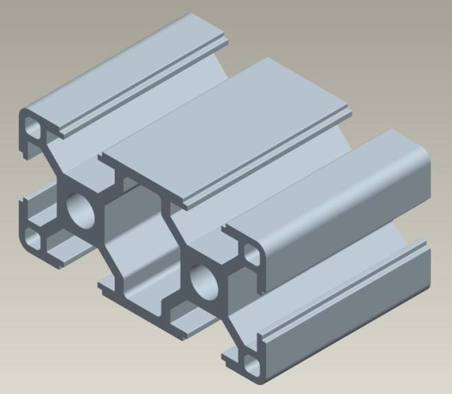 工业型材规格