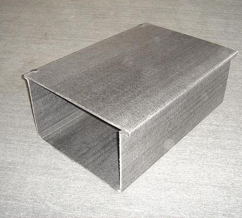 贵州阻燃玻璃钢槽盒