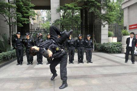 荔湾保安服务