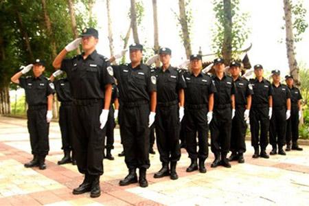 广州高档会所保安服务