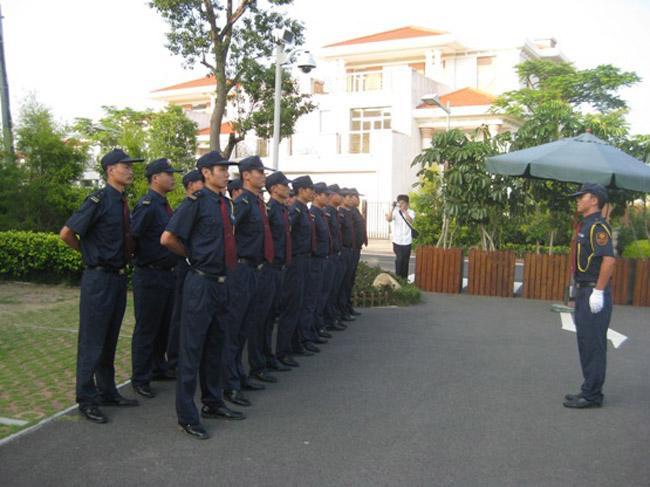 社区保安服务