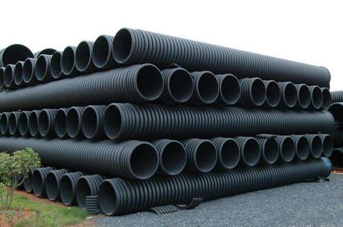 HDPE纏繞管