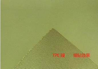 TPE膜细钻效果