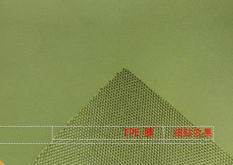 涂层布,TPE膜细钻效果,TPE膜细钻批发