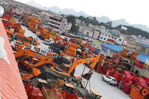 贵阳贵阳工程机械市场