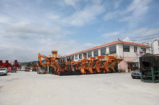 六盘水贵州工程机械市场