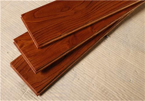 实木地板铺装