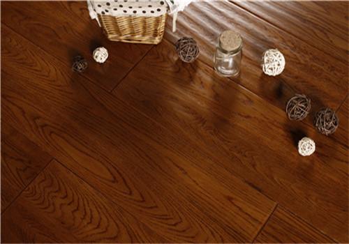 貴州實木地板鋪設
