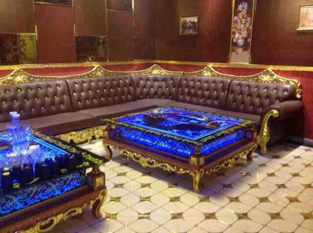 欧式真皮沙发