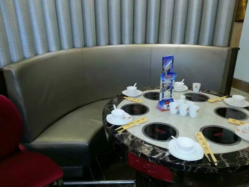 武汉定制酒吧卡座沙发
