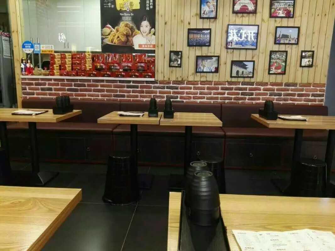 武汉定制餐厅卡座