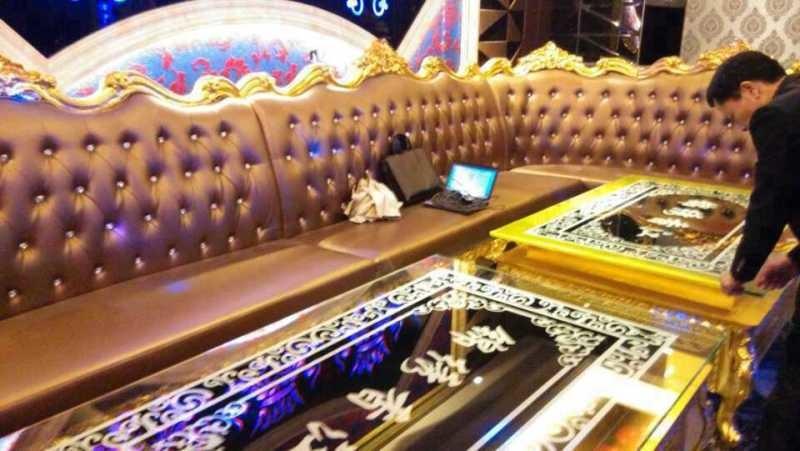 武汉酒吧沙发订做