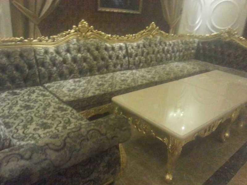 光谷欧式布艺沙发