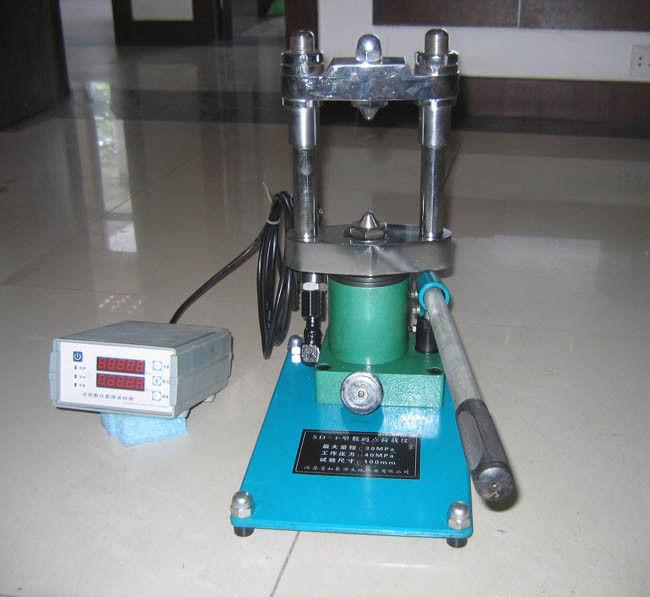 SD-1数码点荷载仪