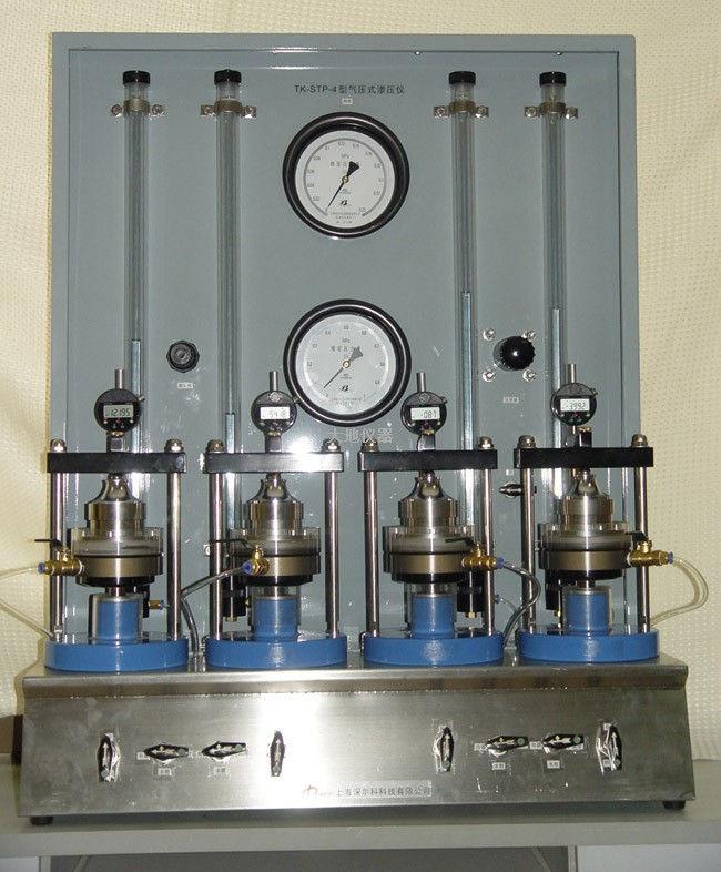 四联渗压仪