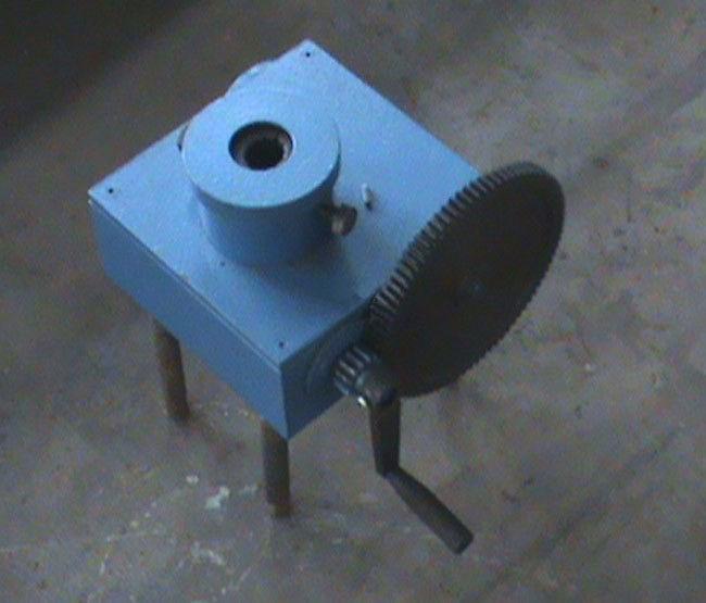 十字板剪力試驗儀