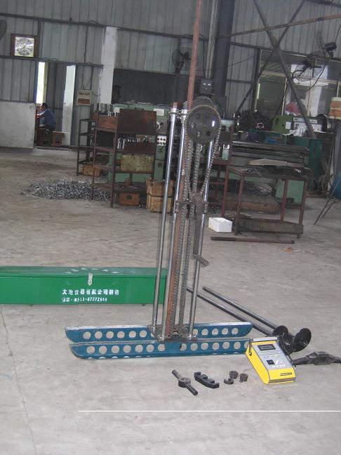 液压触探机