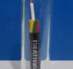 薄壁护套电力软电缆