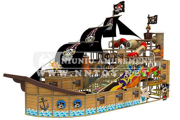 海盗船游乐