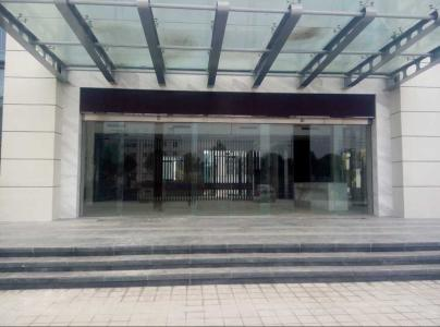 武汉玻璃自动门
