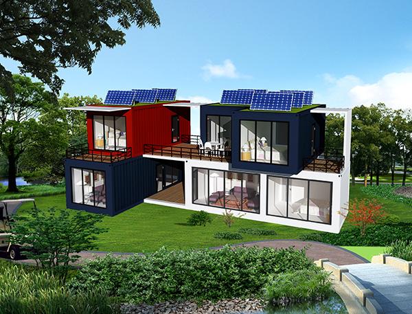 天津轻钢房屋建造